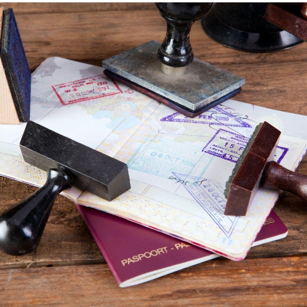 documentos importantes antes de salir de viaje